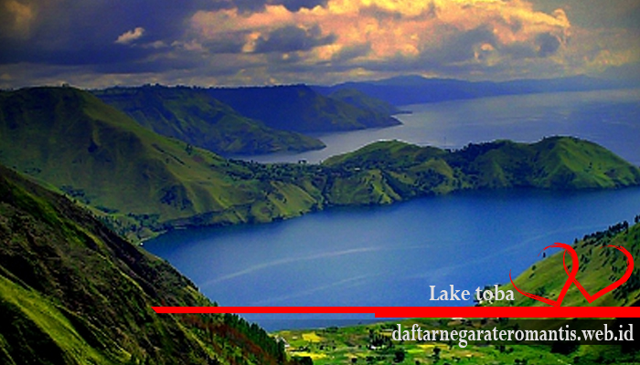 Lake toba , Indonesia