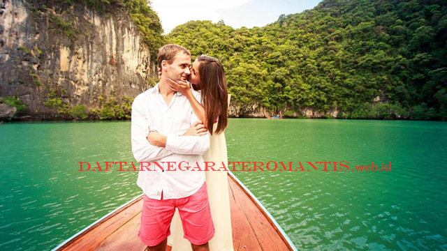 Tips Backpacking Wisata Romantis Thailand